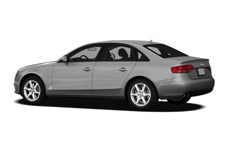 2012 Audi A4 Exterior Photo