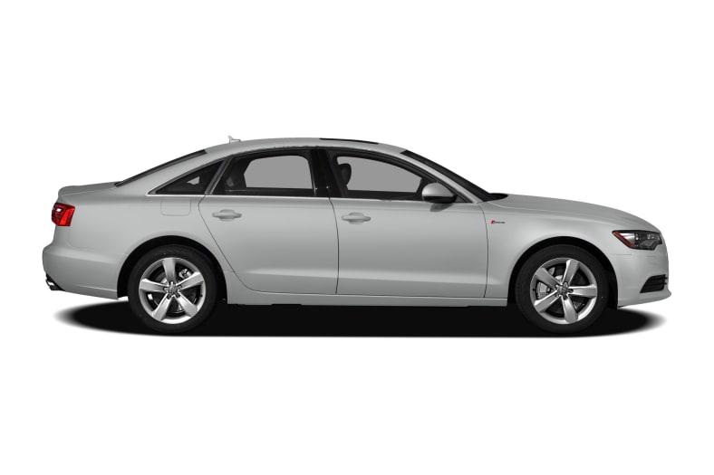 2012 Audi A6 Exterior Photo