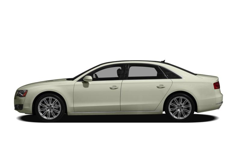 2012 Audi A8 Exterior Photo