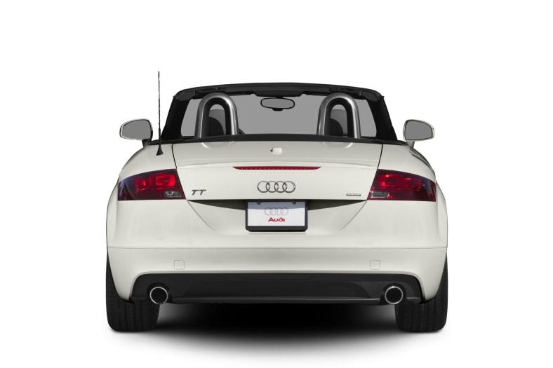 2012 Audi TT Exterior Photo