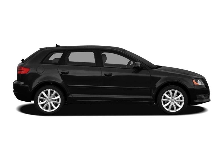 2012 Audi A3 Exterior Photo