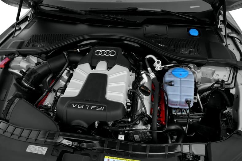 2012 Audi A7 Exterior Photo