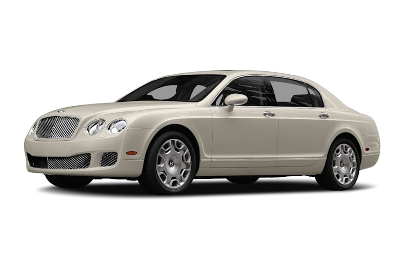 2012 Bentley Continental Flying Spur Exterior Photo