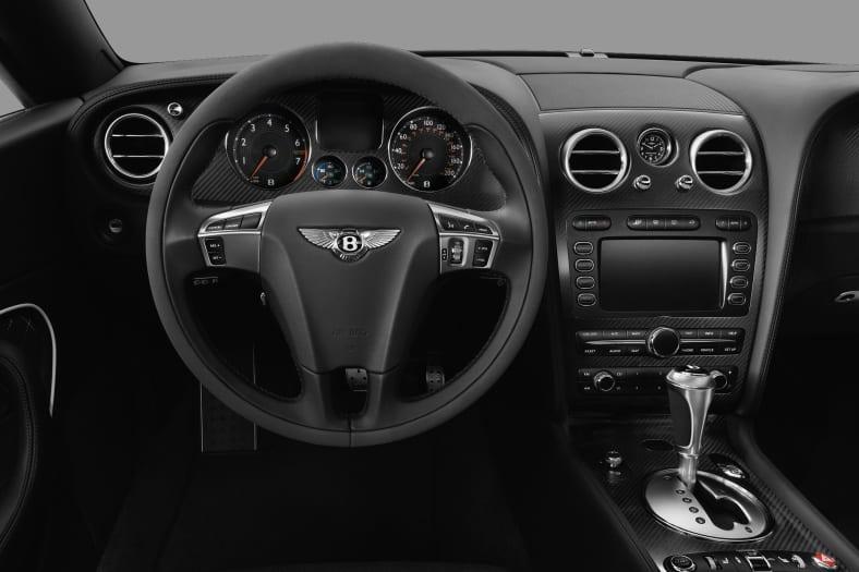 2012 Bentley Continental Supersports Exterior Photo