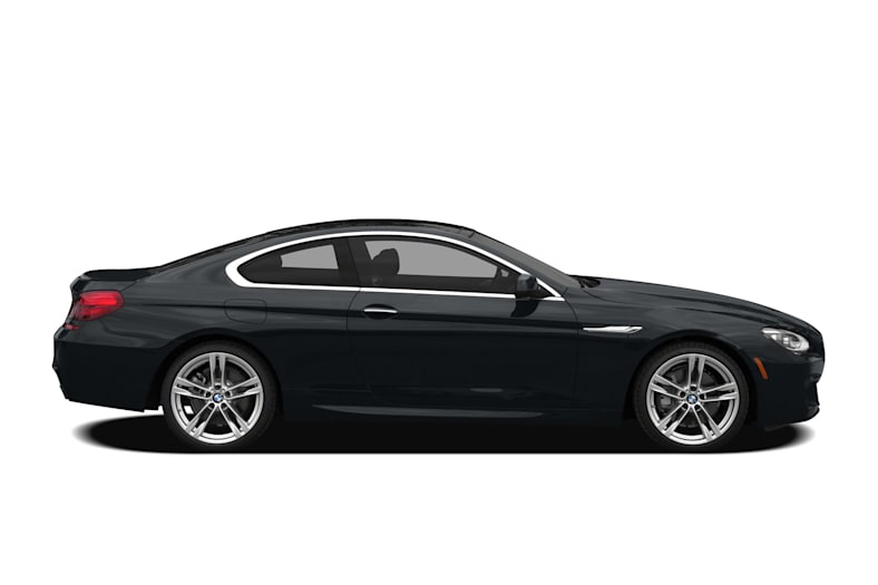 2012 BMW 650 Exterior Photo