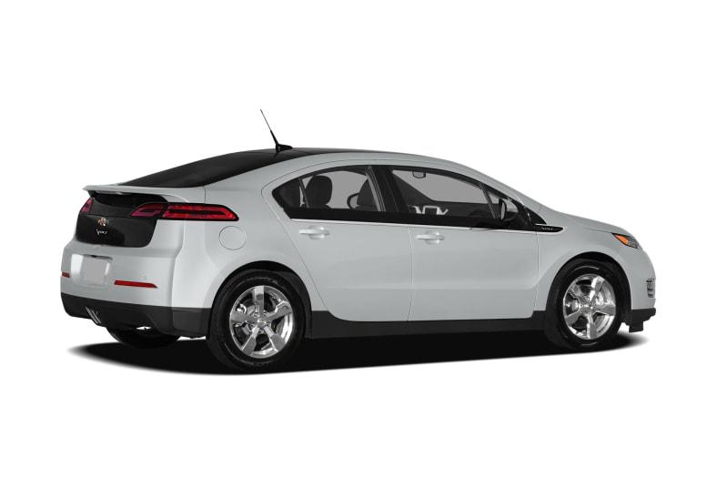 2012 Chevrolet Volt Exterior Photo