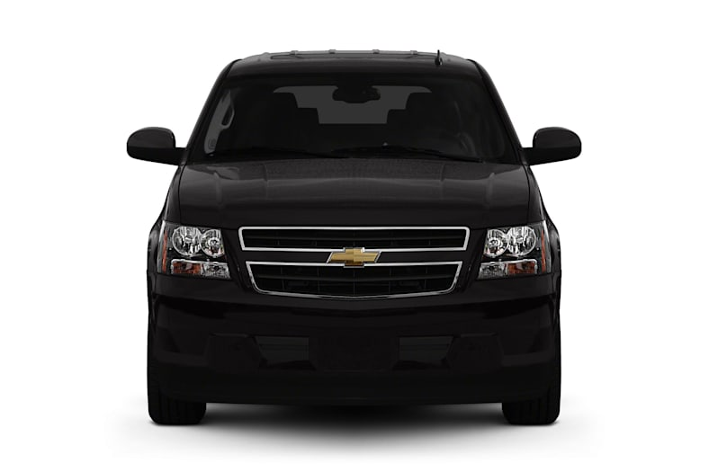 2012 Chevrolet Tahoe Hybrid Exterior Photo