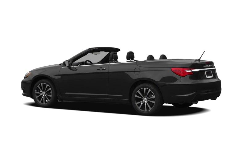 2012 Chrysler 200 Exterior Photo