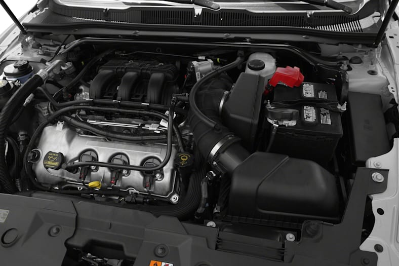 2012 Ford Taurus Exterior Photo