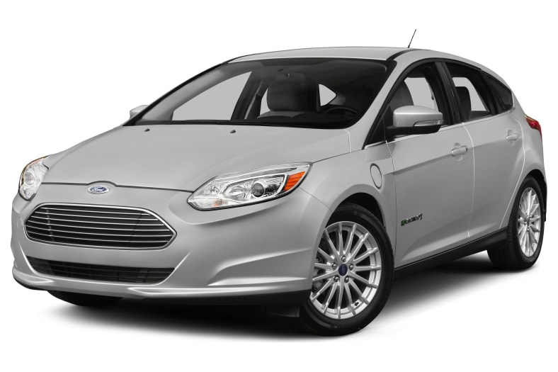 2012 Ford Focus Electric Exterior Photo