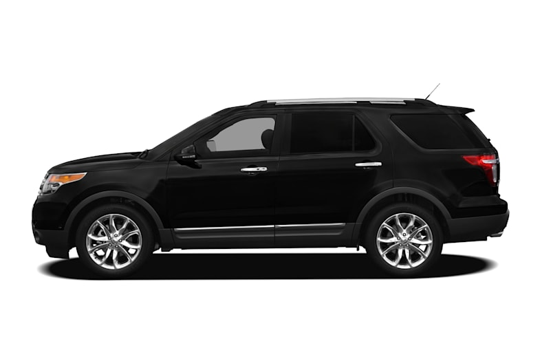 2012 Ford Explorer Exterior Photo
