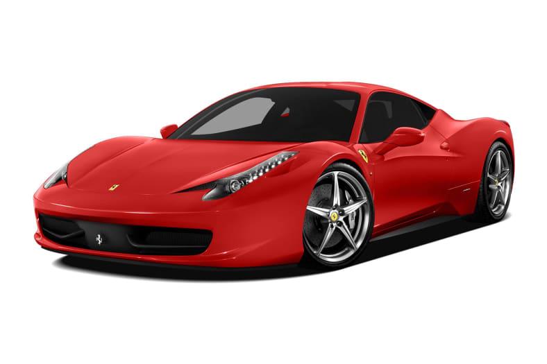 2012 Ferrari 458 Italia Exterior Photo
