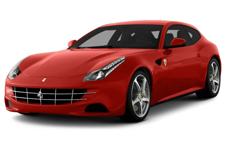 2012 Ferrari FF Exterior Photo