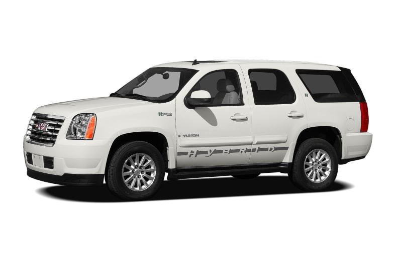 2012 Yukon Hybrid
