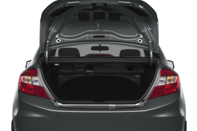 2012 Honda Civic Hybrid Exterior Photo