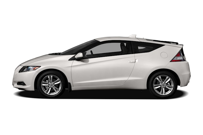 2012 Honda CR-Z Exterior Photo