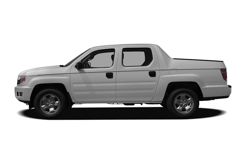 2012 Honda Ridgeline Exterior Photo