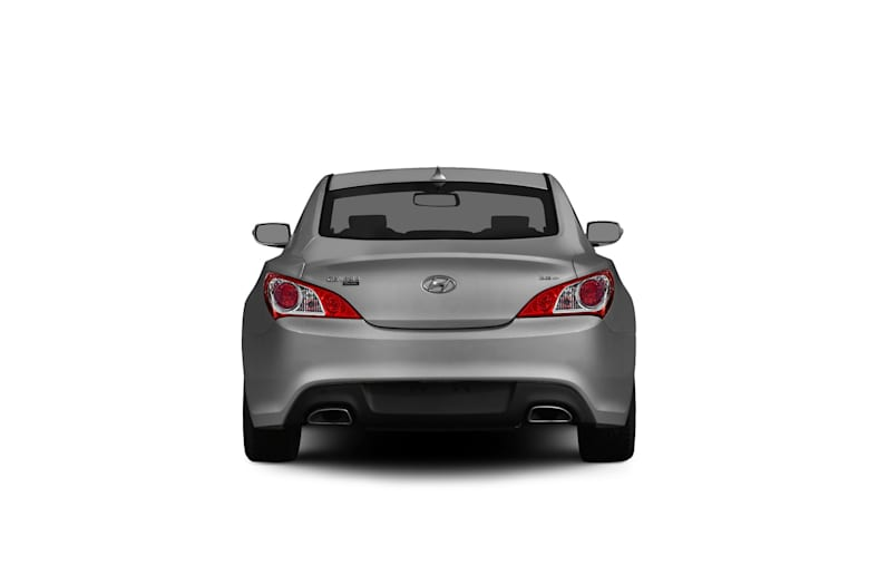 2012 Hyundai Genesis Coupe Exterior Photo