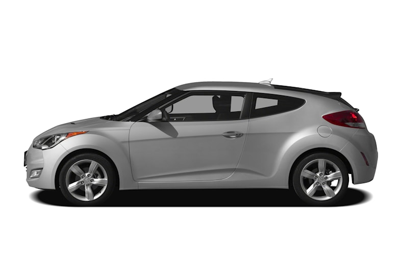 2012 Hyundai Veloster Exterior Photo