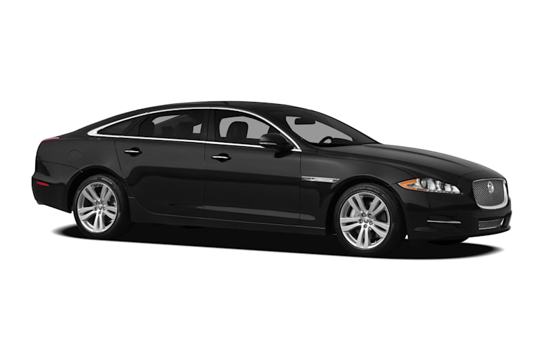 2012 Jaguar XJ Exterior Photo