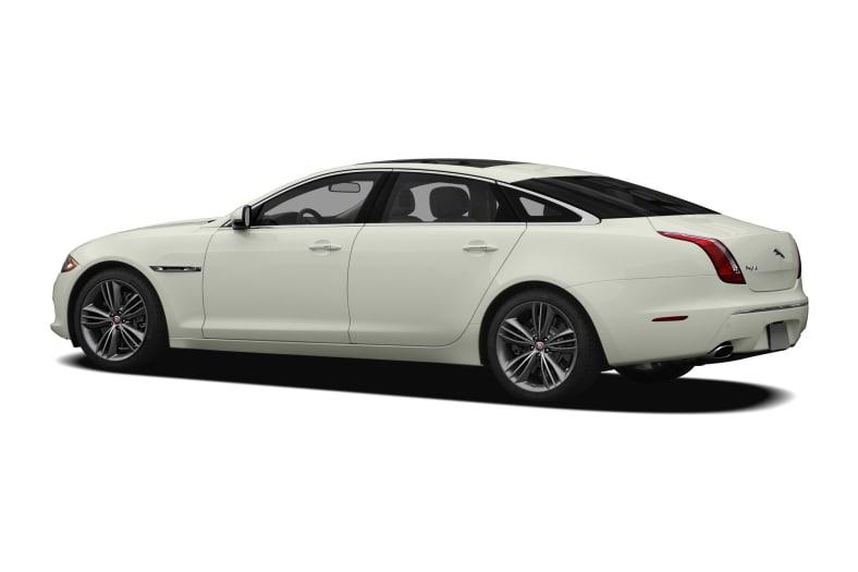 2012 Jaguar XJ Exterior Photo