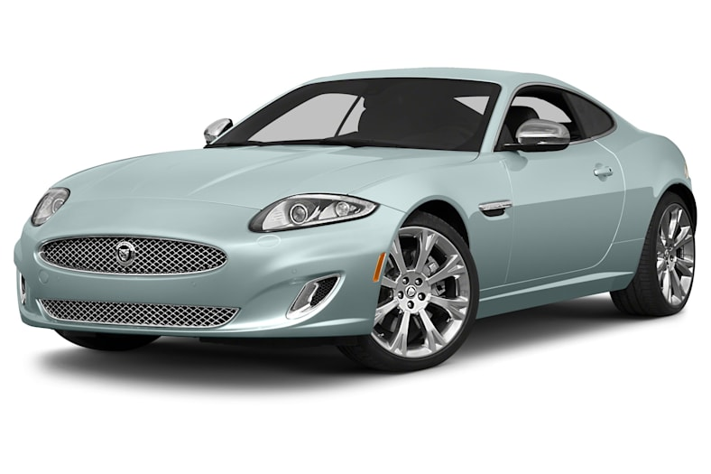 2012 Jaguar XK Exterior Photo