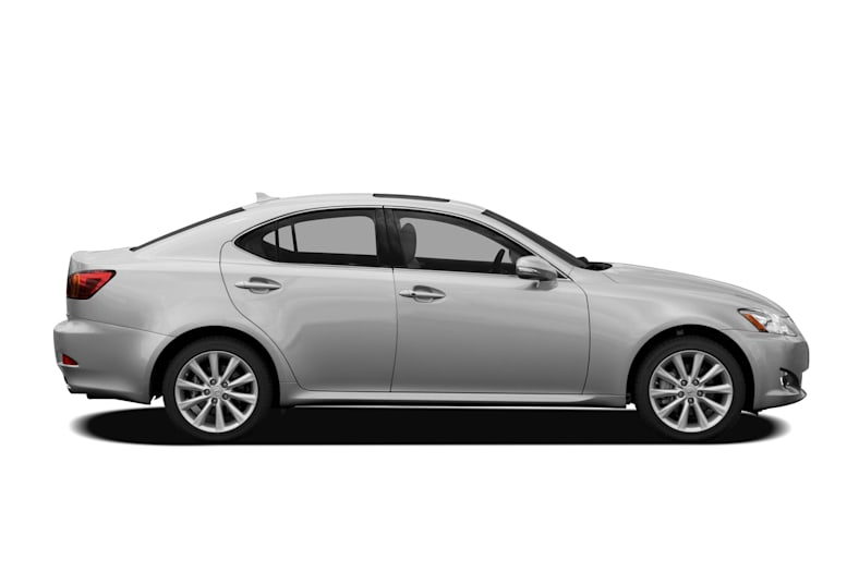 2012 Lexus IS 250 Exterior Photo