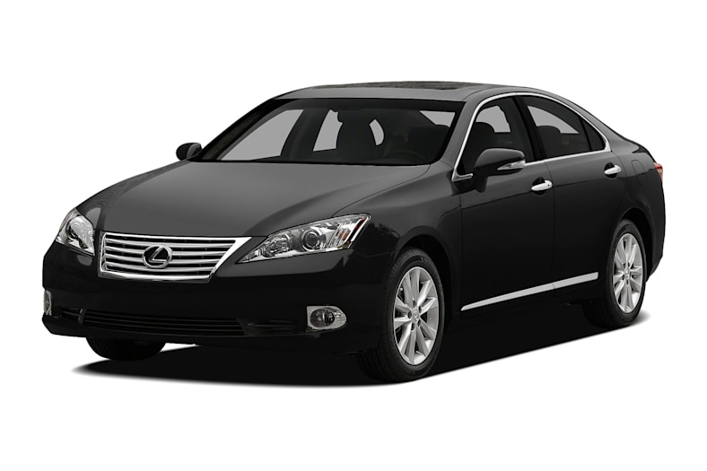 2012 Lexus ES 350 Exterior Photo