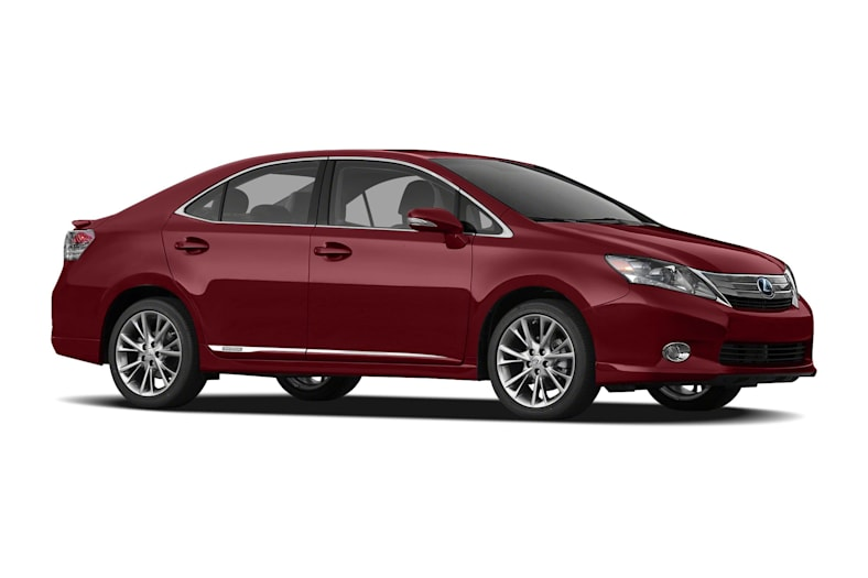 2012 Lexus HS 250h Exterior Photo