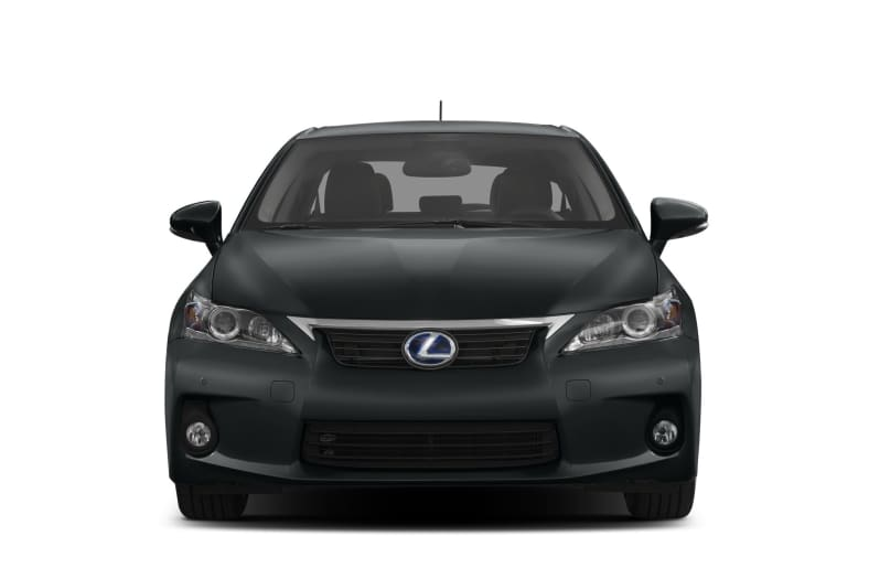 2012 Lexus CT 200h Exterior Photo