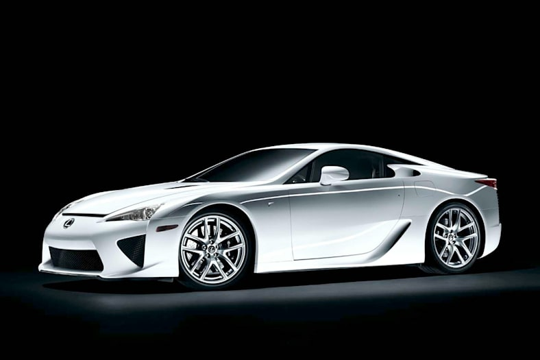2012 Lexus LFA Exterior Photo