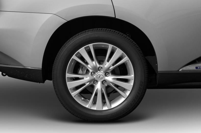 2012 Lexus RX 450h Exterior Photo