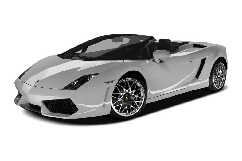 2012 Lamborghini Gallardo Exterior Photo
