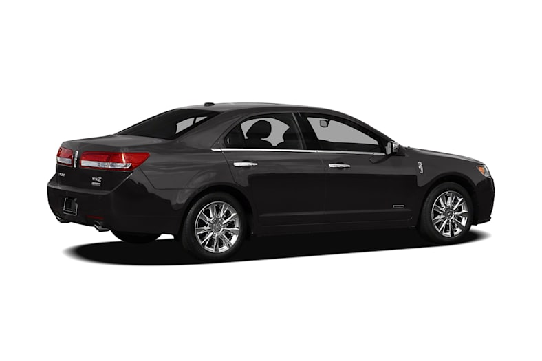 2012 Lincoln MKZ Hybrid Exterior Photo