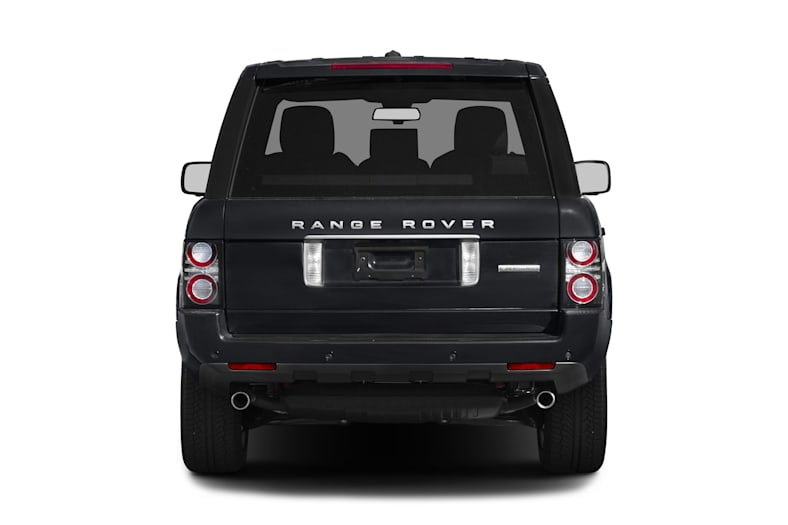 2012 Land Rover Range Rover Exterior Photo