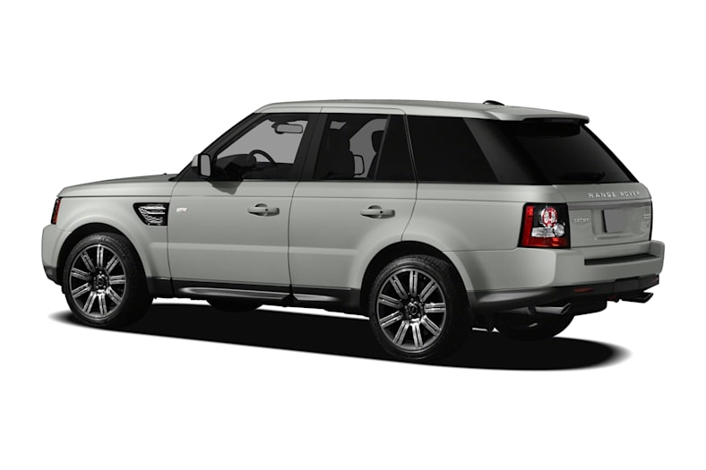 2012 Land Rover Range Rover Sport Exterior Photo