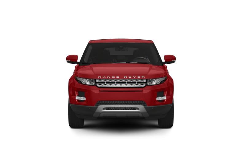 2012 Land Rover Range Rover Evoque Exterior Photo