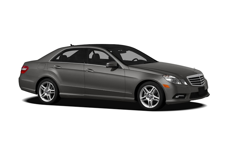 2012 Mercedes-Benz E-Class Exterior Photo