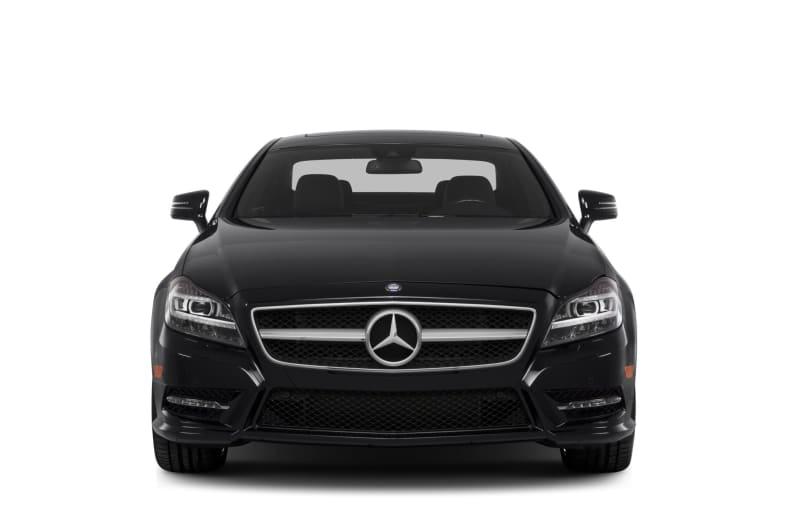 2012 Mercedes-Benz CLS-Class Exterior Photo