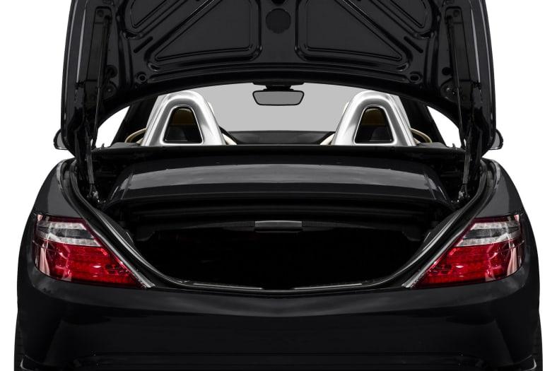2013 Mercedes-Benz SLK-Class Exterior Photo