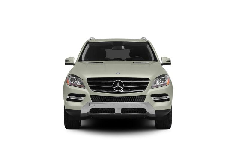 2012 Mercedes-Benz M-Class Exterior Photo