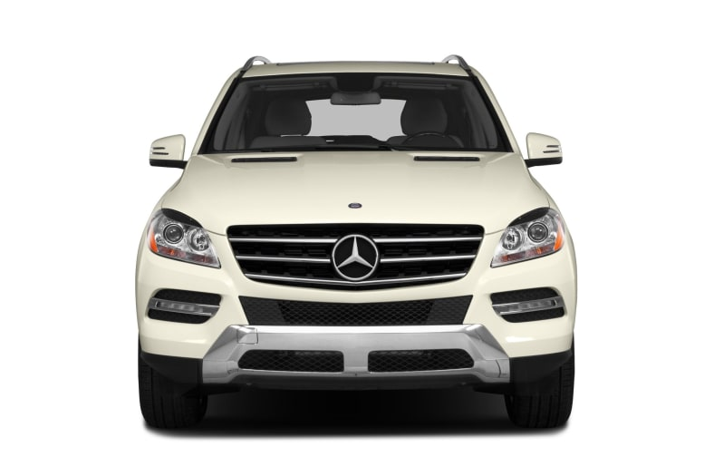 2013 Mercedes-Benz M-Class Exterior Photo