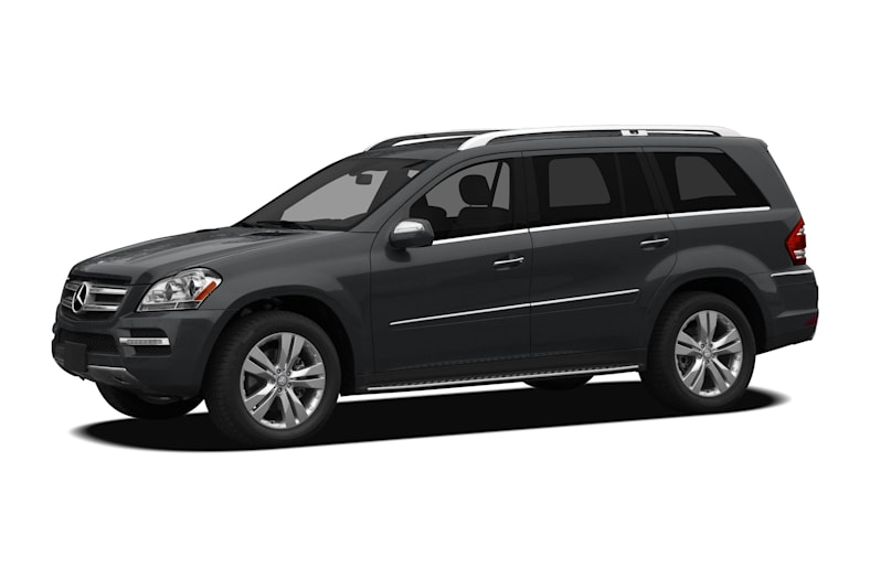 2012 Mercedes-Benz GL-Class Exterior Photo