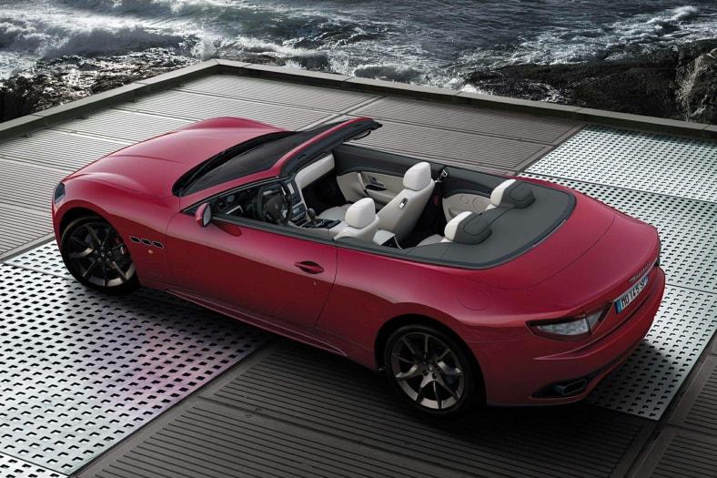 2013 Maserati GranTurismo Exterior Photo