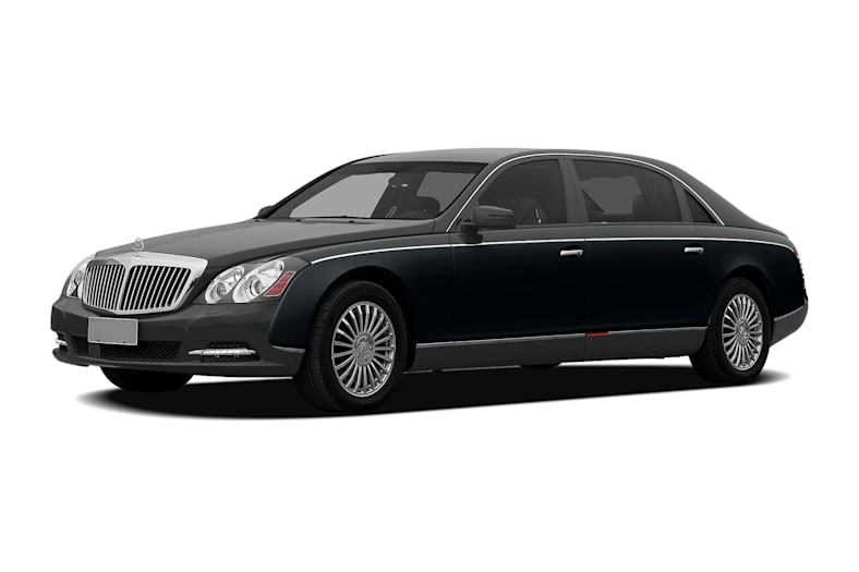 2012 Maybach 57 Exterior Photo