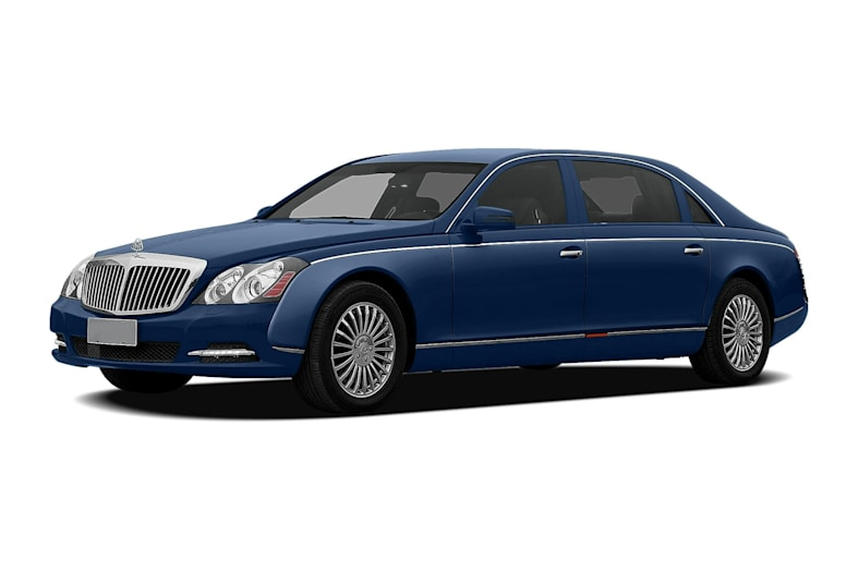 2012 Maybach 62 Exterior Photo