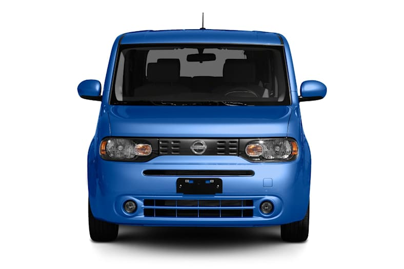 2012 Nissan Cube Exterior Photo
