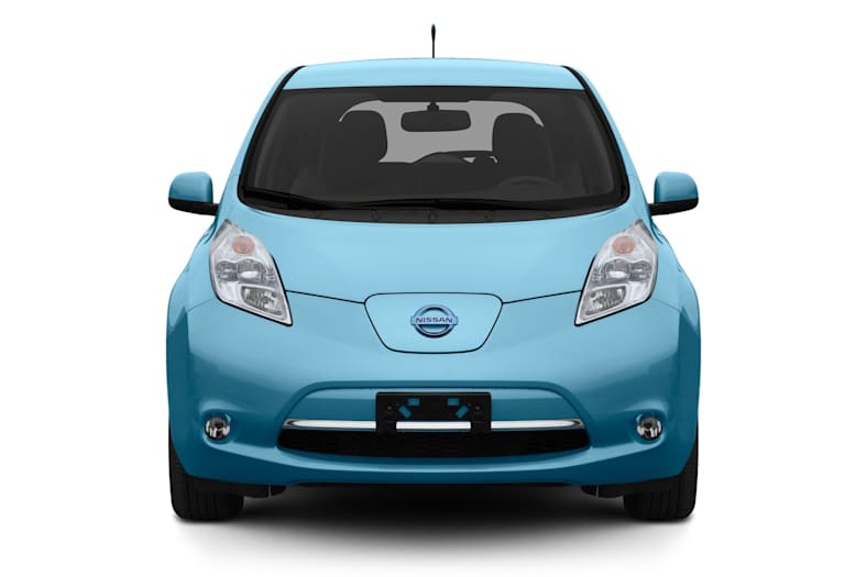 2012 Nissan LEAF Exterior Photo