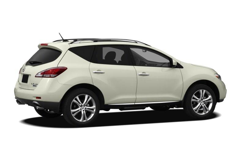 2012 Nissan Murano Exterior Photo