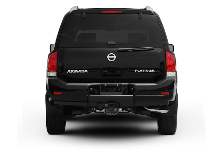2012 Nissan Armada Exterior Photo